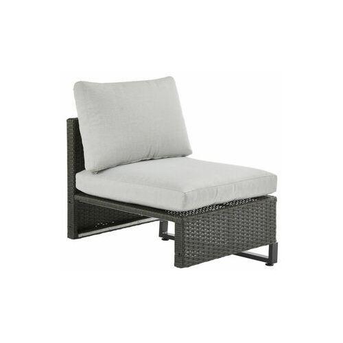 Krzesło ogrodowe modułowe noa beżowy marki Naterial