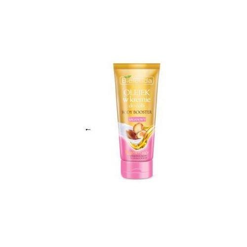 Bielenda Body Booster (W) regenerujący olejek w kremie do ciała Arganowy 200ml
