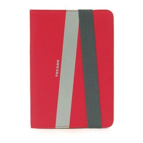 """Etui na tablet Tucano TABU7-R 7"""" czerwone, kolor czerwony"""