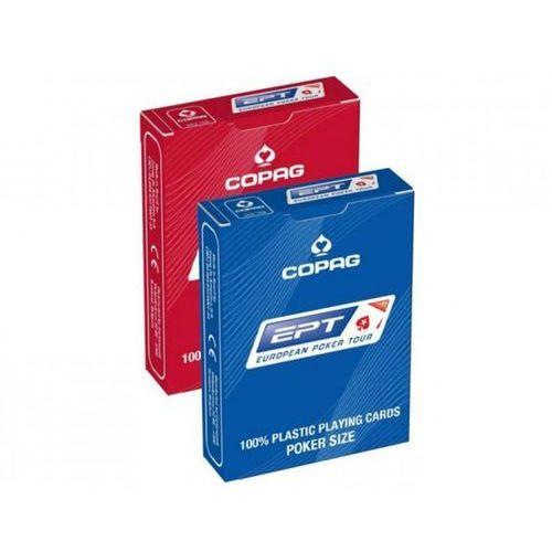 CARTAMUNDI Karty do Pokera Copag Plastic, kup u jednego z partnerów