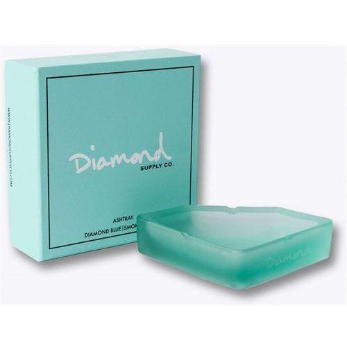 popielniczka DIAMOND - Diamond Ash Tray - Frosted Diamond Blue (DBLU) rozmiar: OS