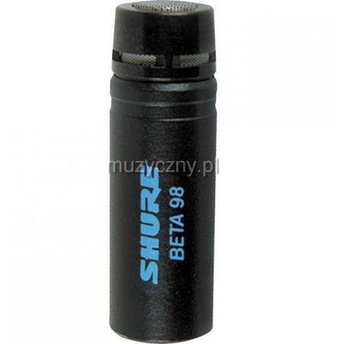 Shure beta 98/s mikrofon