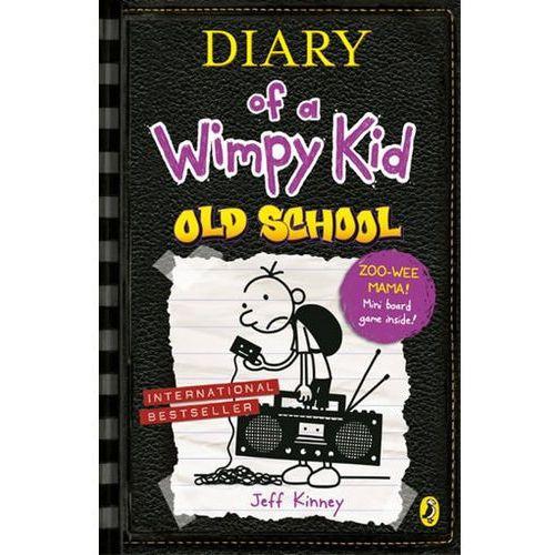 Diary of a Wimpy Kid - Old School. Gregs Tagebuch - So ein Mist!, englische Ausgabe (9780141370613)