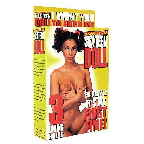 Dmuchana lalka seksowna nastolatka 3 otworki, 3000000923