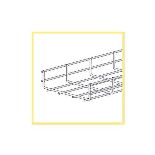 Korytka siatkowe 60x60 mm (3 m) Korytka siatkowe o wysokości boku 60 mm, szerokości 60 mm (3 m)