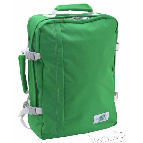 Plecak torba podręczna CabinZero 36l + pokrowiec organizer gratis - kinsale green