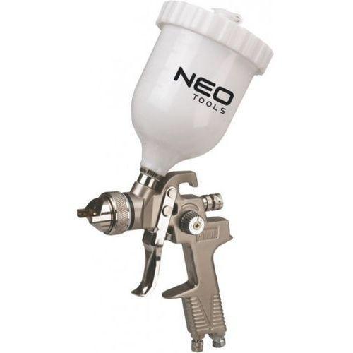 Pistolet lakierniczy z górnym zbiornikiem 0.6 l 1.4mm marki Neo
