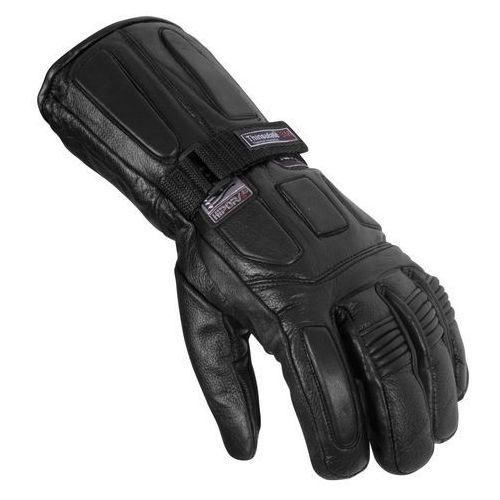 Rękawice motocyklowe freeze 190, czarny, l marki W-tec