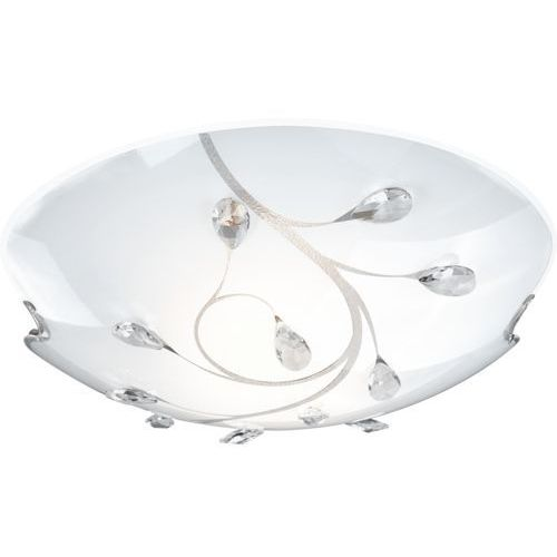 Globo lighting 40404-2 lampa sufitoes burgundy ii