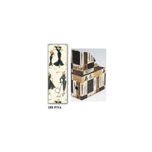 Rossi Pudełko na dokumenty dh 078a