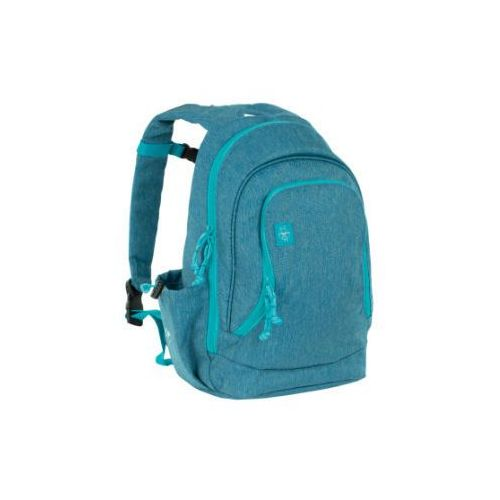Lässig 4KIDS BIG BACKPACK ABOUT FRIENDS Plecak melange blue (4042183368696)