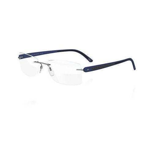Silhouette Okulary korekcyjne  carbon t1 5407 6056