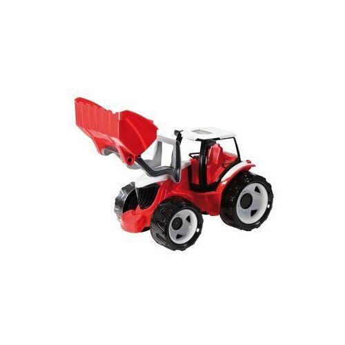 Lena - ciągnik czerwony z łyżką 62 cm 02077 (4006942797608)