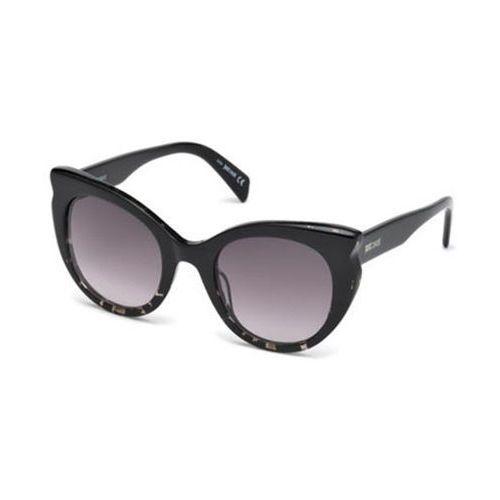 Just cavalli Okulary słoneczne jc 786s 05b