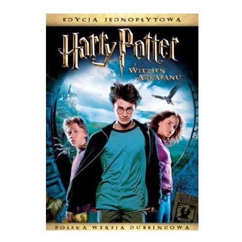 Galapagos Harry potter i więzień azkabanu [dvd] - steve kloves. Najniższe ceny, najlepsze promocje w sklepach, opinie.