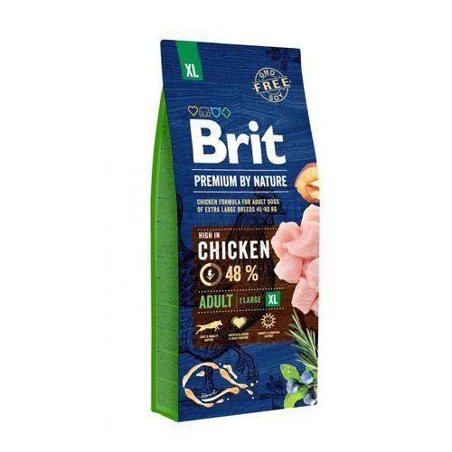 BRIT dog Premium by Nature ADULT XL - 15kg, 1003559