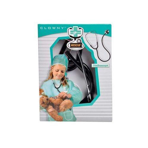 Zestaw małego lekarza - Stetoskop Rescue (8710341092047)