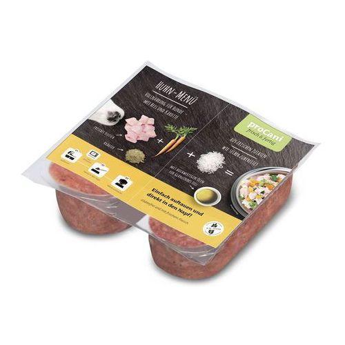 proCani Menu Kurczak, marchew i ryż - 5 x 800 g| -5% Rabat dla nowych klientów| Dostawa GRATIS + promocje