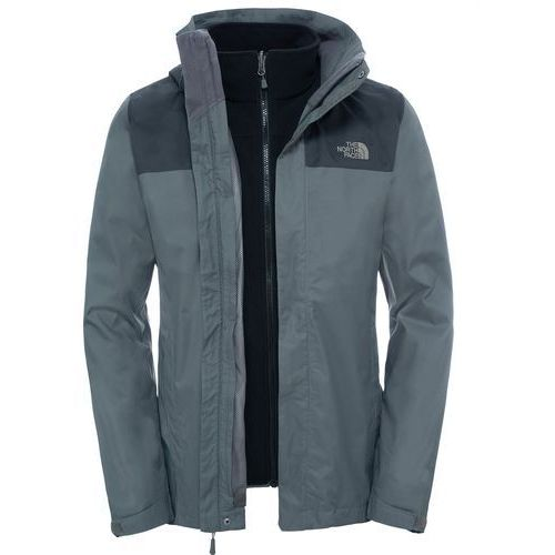 Kurtka evolve ii triclimate t0cg55q2s marki The north face