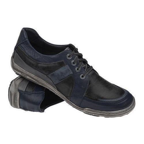 Kacper Półbuty sznurowane buty 1-4245-329