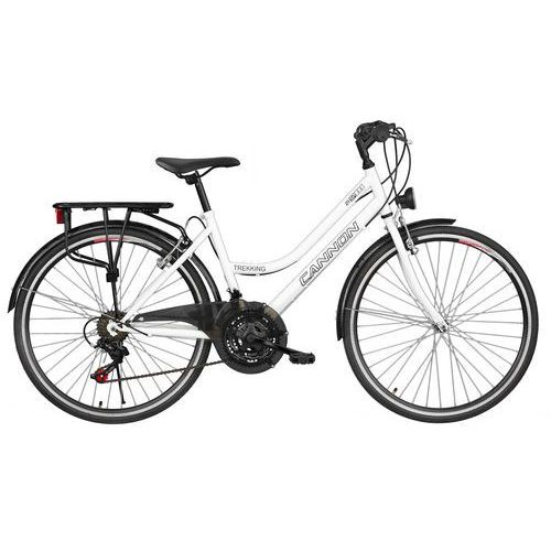 Dawstar Rower  cannon trekker 26 biały + rabat na akcesoria rowerowe! + ekstra niska cena! + darmowy transport! (5901986497424)
