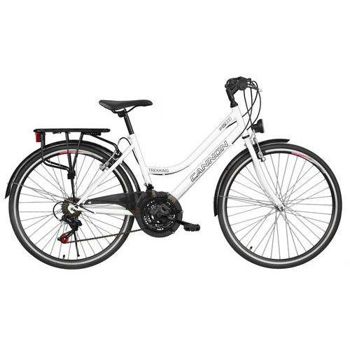 Rower DAWSTAR Cannon Trekker 26 Biały + Zamów z DOSTAWĄ JUTRO! + Rabat na akcesoria rowerowe! + Ekstra niska cena! (5901986497424)