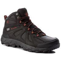 Trekkingi COLUMBIA - Peakfreak Xcrsn II Mid Leather Outdry BM1760 Black/Super Sonic 010, w 4 rozmiarach