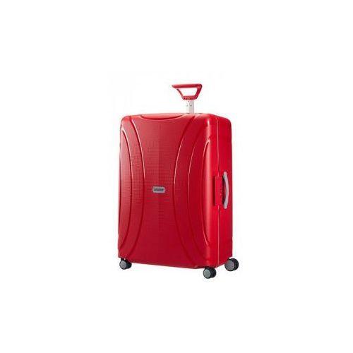 walizka średnia z kolekcji lock'n'roll materiał polipropylen twarda 4 koła zamek szyfrowy tsa marki American tourister