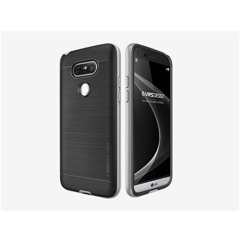 Verus - LG G5 SE - etui na telefon Verus High Pro Shield - Srebrny