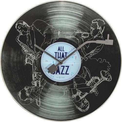 - zegar ścienny all the jazz marki Nextime