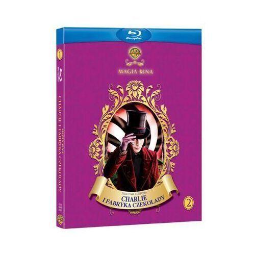 Charlie i fabryka czekolady (Magia kina - Blu-Ray) - Tim Burton DARMOWA DOSTAWA KIOSK RUCHU