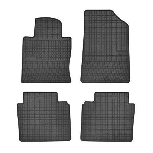 KIA Optima II 2015-........ zestaw dywaników gumowych FROGUM, FROGUM 546955