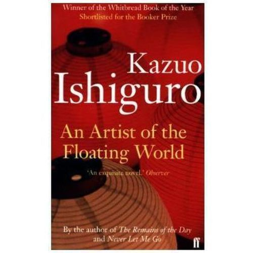 Artist of the Floating World (9780571209132)