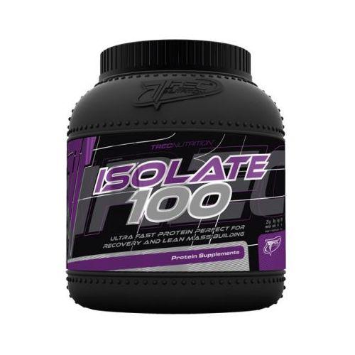 isolate 100 - 1800g - strawberry chocolate marki Trec