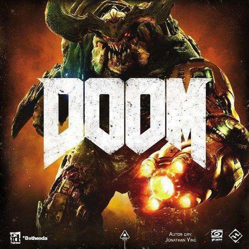Galakta Doom: gra planszowa (5902259203438). Najniższe ceny, najlepsze promocje w sklepach, opinie.