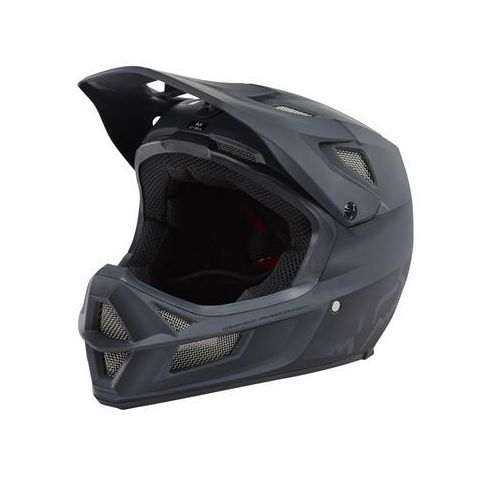 Fox Rampage Pro Carbon Kask Fullface Mężczyźni czarny 57-58 cm Kaski Fullface i DH (0887537852186)