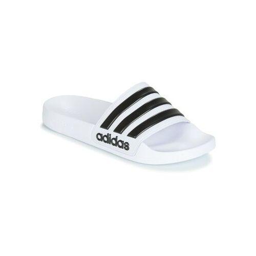 klapki adidas ADILETTE SHOWER, kolor biały