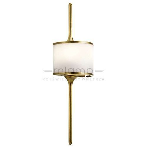 Lampa ścienna MONA S NBR KL/MONA/S NBR - Elstead Lighting - Sprawdź MEGA rabaty w koszyku!