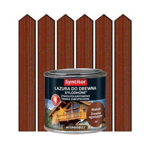 Lazura do drewna XYLODHONE HP 0.125 l Mahoń drewno egzotyczne SYNTILOR
