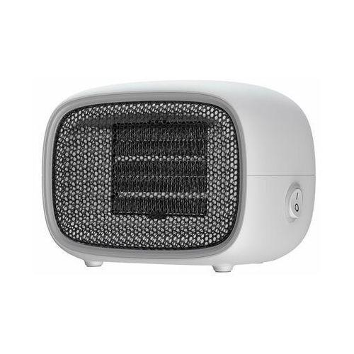 Baseus Warm Little White Fan | Termowentylator farelka mini grzejnik Moc 500W | biały - (6953156210738)
