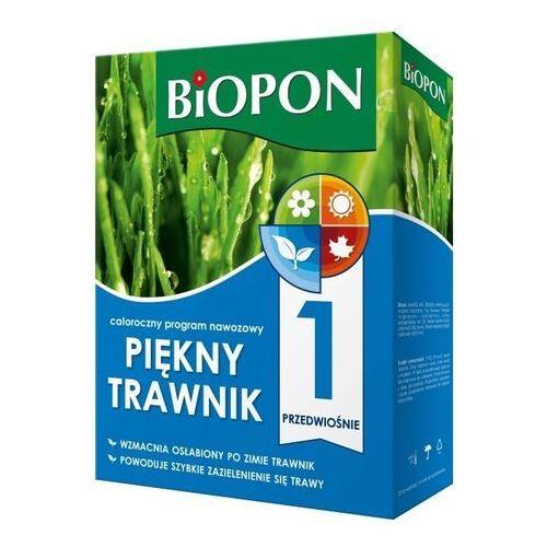 Nawóz Biopon Piękny Trawnik Przedwiośnie 2 kg (5904517269798)