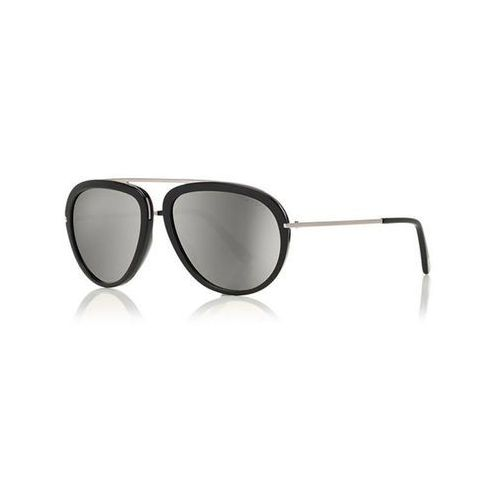 Okulary Słoneczne Tom Ford FT0452-F Asian Fit STACY FLASH LENSES 01C