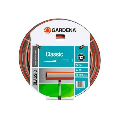 """Gardena Wąż ogrodowy - Classic 1/2"""" - 50m (18010-20) (4078500002288)"""