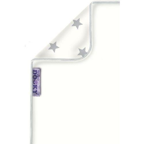 Xplorys Dwustronny kocyk dooky - silver star t-xp-126507 (5038278982549)