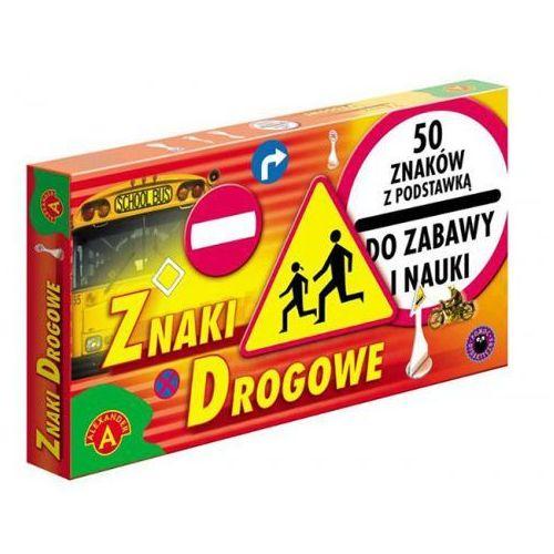 ZNAKI DROGOWE ZESTAW - 50 SZT. (5906018001792)