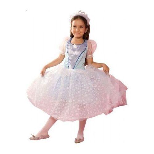 Księżniczka elena - kostium/ przebranie dla dzieci, odgrywanie ról - 122 - 128 cm marki Aster