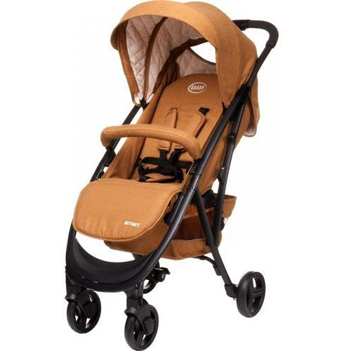 4baby wózek smart 2016, brown