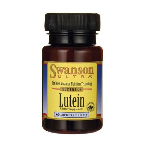 Kapsułki Swanson Luteina 10mg 60 kaps.