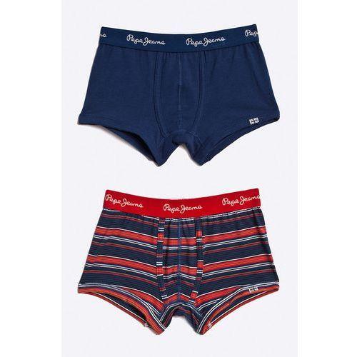 - bokserki dziecięce 110-146 cm (2-pack) marki Pepe jeans
