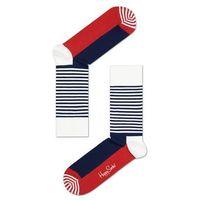 Happy socks - skarpety half stripe